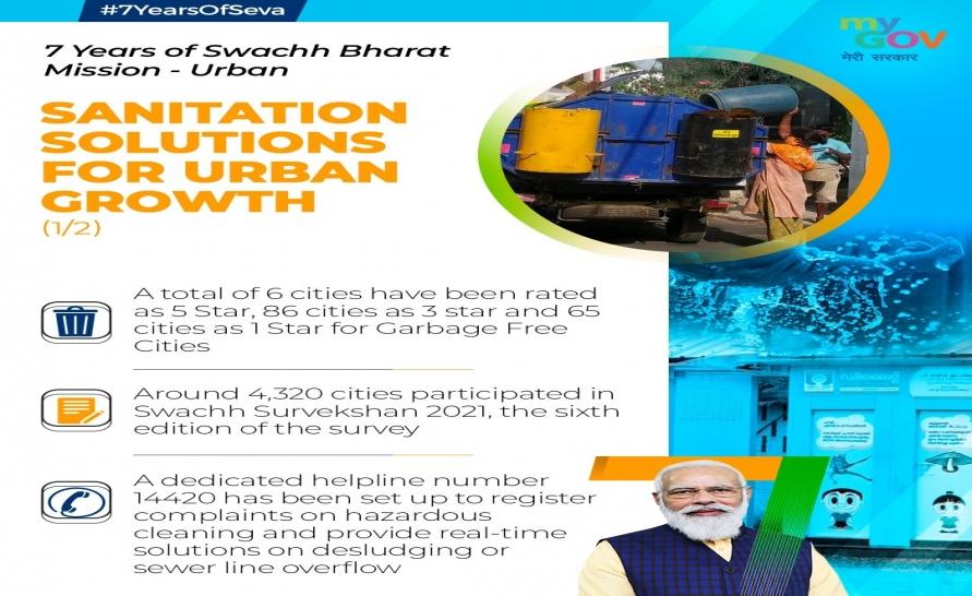 Sanitation Solutions For Urban Groth 2